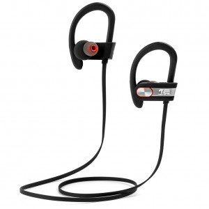 TechElec SP-X Sweatproof Bluetooth Headphones